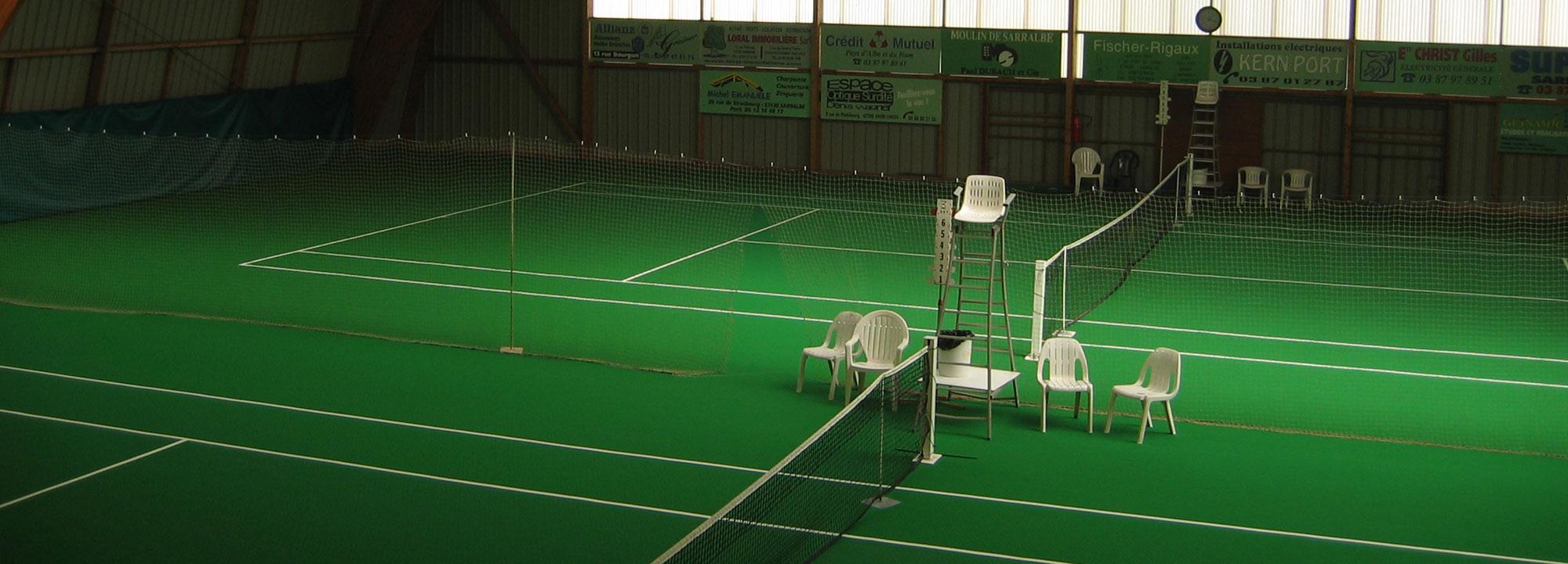 Tennis club sarralbe for Piscine sarralbe